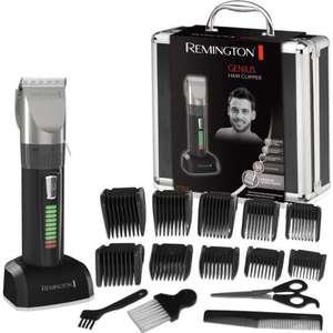 Coffret tondeuse à cheveux Remington HC5810 avec 10 sabots et accessoires