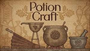 Jeu Potion Craft sur PC (Dématérialisé - Frais inclus)