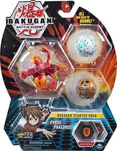 Bakugan Starter Pack 3 personnages