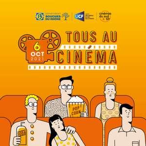 20 000 places de cinéma offertes dans une sélection de cinémas des Bouches du Rhône