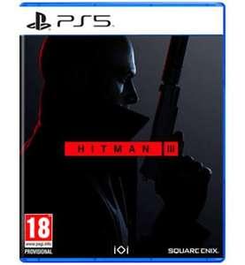 Hitman 3 sur PS5