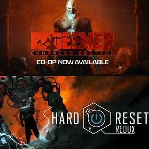 Pack Redeemer + Hard Reset Redux sur PC (Dématérialisé - Steam)
