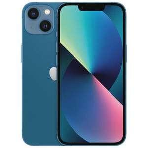 "Smartphone 6.1"" Apple iPhone 13 5G - Full HD+ Retina, A15, 4 Go de RAM, 128 Go, Différents Coloris (Frontaliers Suisse)"