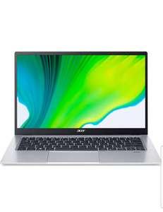 "PC portable 14"" Acer Swift 1 SF114-34-C8FL - FHD IPS, Intel Celeron N4500, 4 Go de RAM, SSD 256 Go, Intel UHD Graphics, Windows 10"