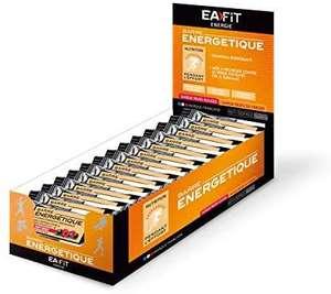 Présentoir de 24 barres énergétiques EAFIT (Fruit Rouge)