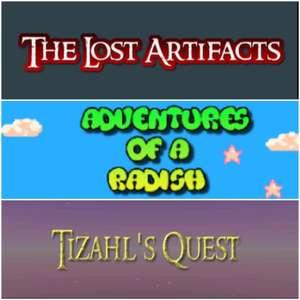Sélection de 3 Jeux gratuits sur PC (Dématérialisés - DRM-Free) - Ex: The Lost Artifacts