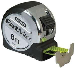 Mètre à ruban Stanley Xtreme Fatmax Pro (0-33-892) - 8 mètres