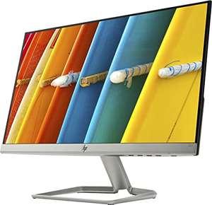 """Écran PC 21.5"""" HP 22f - Full HD, Dalle IPS, 60 Hz, 5 ms, Argent"""