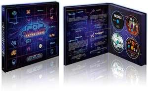 """Coffret de 20 Blu-Ray Pop Culture """"Anthology"""" Ready Player One - Collection de 20 films cultes"""