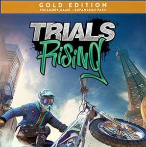 Trials Rising Gold Edition sur PC (Dématérialisé)