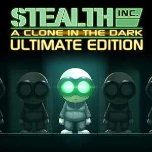 Stealth Inc: Ultimate Édition sur PS4 (Dématérialisé)