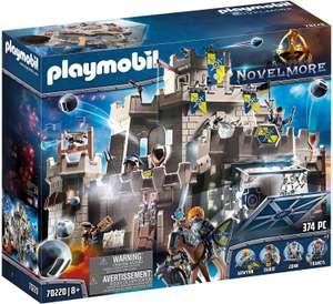 Jouet Playmobil - Grand Château des Chevaliers Novelmore (70220)