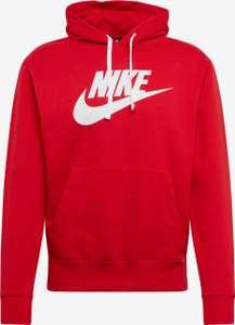 Sweat à capuche rouge Nike - Taille S à L