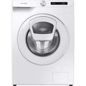 Lave Linge Hublot Samsung Add Wash WW80T554DTW - 8Kg (Via 90€ en bon d'achats)