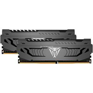 Kit Mémoire RAM Viper Steel PVS416G373C7K - 16Go (2x8Go), DDR4 3733 MHz