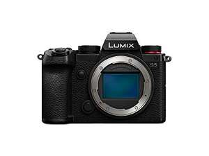 Appareil photo Panasonic Lumix S5 - Boitier Nu