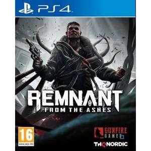 Sélection de jeux vidéo en promotion - Ex : Remnant From the Ashes sur PS4 ou Xbox One