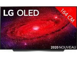 """TV 65"""" LG OLED65CX6LA - 4K UHD HDR, Dolby Vision"""