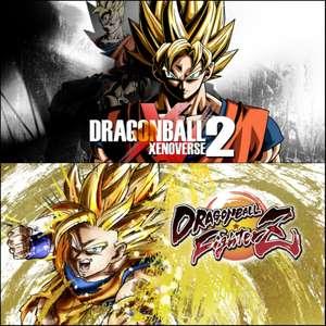 Sélection de Jeux Dragon Ball en promotion sur Nintendo Switch (Dématérialisé) - Ex: Xenoverse 2
