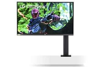 """Ecran PC 27"""" LG UltraGear 27GN88A - QHD, Dalle IPS, 144 Hz, 1 ms, FreeSync (Compatible G-Sync), Bras ergonomique"""