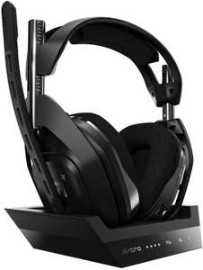 Casque-micro gaming sans fil Astro Gaming A50 (4ieme Gen) + Base Station pour PS5, PS4 & PC
