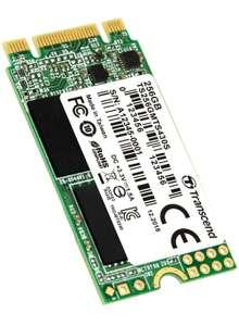 SSD M.2 Sata 2242 Transcend MTS430S - 256 Go (42 mm)