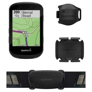"""GPS pour vélo 2.6"""" Garmin Edge 530 Bundle - Noir (lordgunbicycles.fr)"""