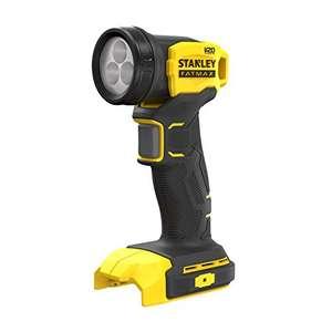 Lampe torche Stanley Fatmax V20 SFMCL020B-XJ - 18V - Sans Batterie/Chargeur (via coupon)
