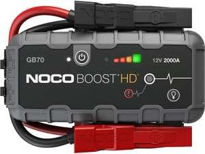 Booster Batterie voiture et moto Noco Boost HD GB70 - 12V, 2000A