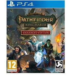 Pathfinder : Kingmaker Definitive Edition sur PS4