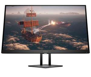 "Ecran PC Gaming 27"" HP Omen 27i - QHD, Dalle IPS, 165 Hz, 1 ms, Adaptive Sync"