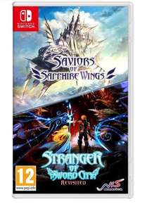 Saviors of Sapphire Wings / Stranger of Sword City Revisited sur Nintendo Switch