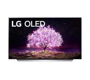 """TV OLED 65"""" LG 65C1 - 4K UHD, HDR, Smart TV, HDMI 2.1 (Frontaliers Suisse)"""