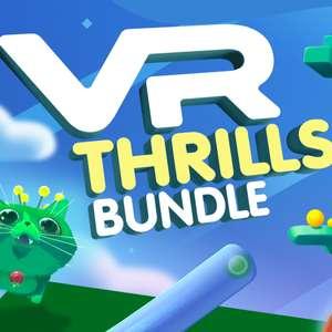 VR Thrills Bundle - 3 jeux VR sur PC dès 4.09€ (Dématérialisé - Steam)