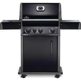 Barbecue gaz Napoléon Rogue 425 SB - Noir, 3 brûleurs + 1 latéral