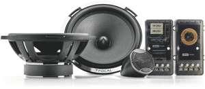 Paire de haut-parleurs pour voiture Focal PS 165