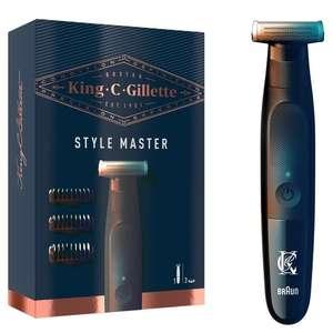 Tondeuse Style Master King C Gillette