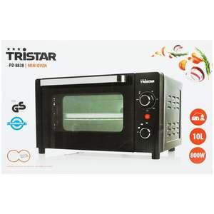 Mini-four à air chaud Tristar - 10L, 800w