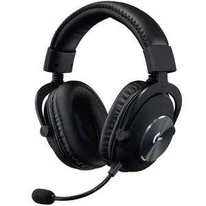 Casque filaire Logitech G Pro X - DTS Headphone:X 7.1, transducteurs PRO-G 50mm, son Surround 7.1, noir