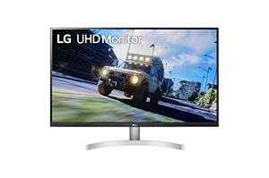 "Écran PC 32"" LG Ultrafine 32UN500-W - 4K UHD, LED VA, HDR10, 60 Hz, 4 ms, FreeSync"