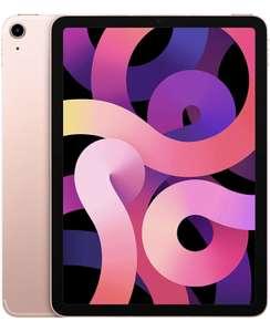 "Tablette 10.9"" Apple iPad Air (2020) - Wi-Fi + Cellular, 256 Go, Or Rose"