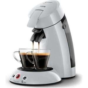 Machine à café à dosettes Philips Senseo Original HD6554/51 - Gris clair