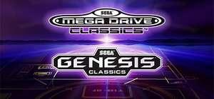 Pack de 58 Jeux SEGA Mega Drive and Genesis Classics sur PC (Dématérialisé)