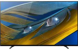"""TV OLED 65"""" Sony XR65A80JAEP - 4K UHD, 100 Hz, HDR10, Dolby Vision & Atmos, Smart TV"""