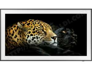 "TV 50"" Samsung The Frame QE50LS03A (2021) - 4K UHD, QLED, Smart TV + cadre VG-SCFA50TKBXC"