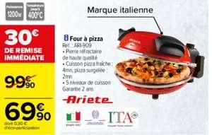 Four à pizza Ariete ARI-909