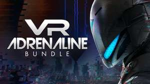 Bundle VR Adrenaline - 4 Jeux PC pour 5.99€ (Dématérialisé - Steam)
