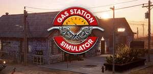 Gas Station Simulator sur PC (Dématérialisé - Steam)