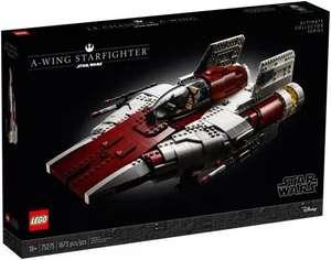 Jeu de construction Lego Star Wars (75275) - A-Wing Starfighter