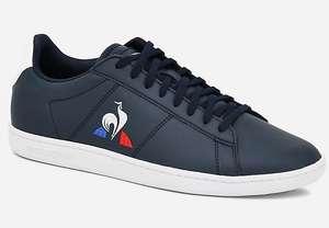 Paire de chaussures Le Coq Sportif Courtset pour Homme - Tailles 40 et 42